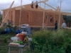 13 Another pic of the team from Kentucky framing Ms. Reba's new house.